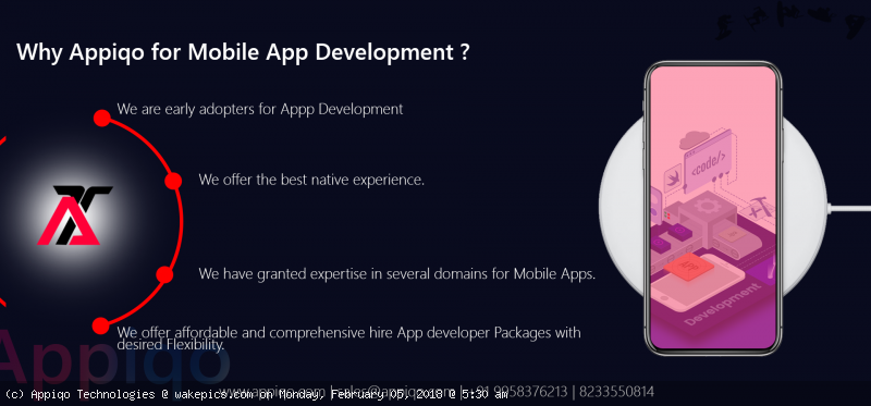 Why Appiqo for Mobile App Development