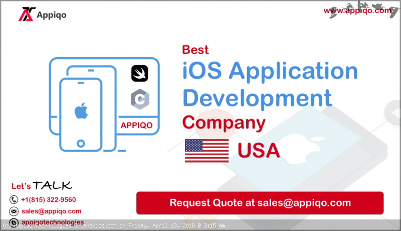 Best IOS Application Development company in usa