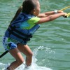 IMAGE: Leah's 1st Go At The Cable Park