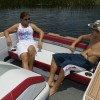 IMAGE: Rear Seating In The New Ski Nautique 200